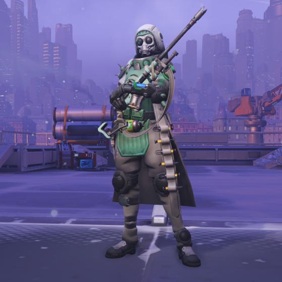 Oudjat - Overwatch