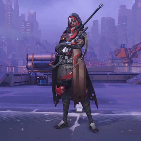 Grenat - Overwatch
