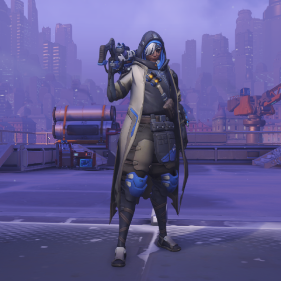 Mission accomplie - Overwatch