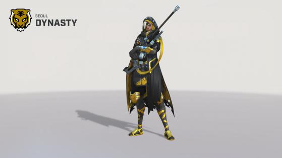 Seoul Dynasty - Overwatch