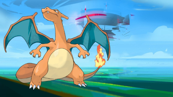 Dracaufeu Pokedex Pokemon Go Millenium