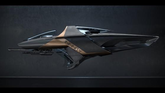 L'image concept du X1 Force - Star Citizen