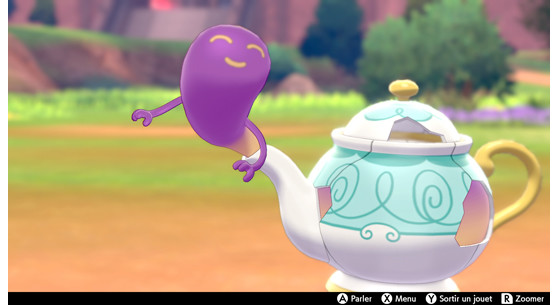 Pokémon Épée et Bouclier
