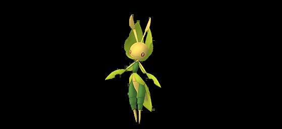 Manternel shiny - Pokemon GO