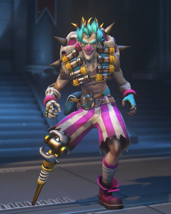 Clown (Archives) - Overwatch