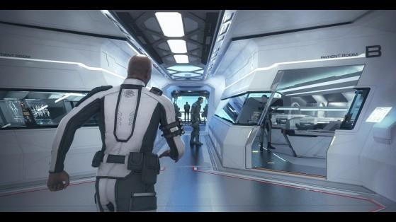 L'intérieur en concept - Star Citizen