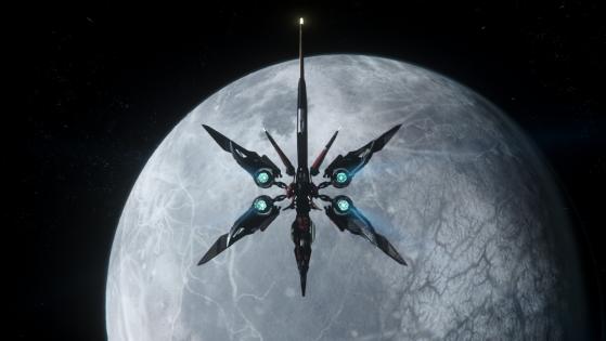 De derrière - Star Citizen