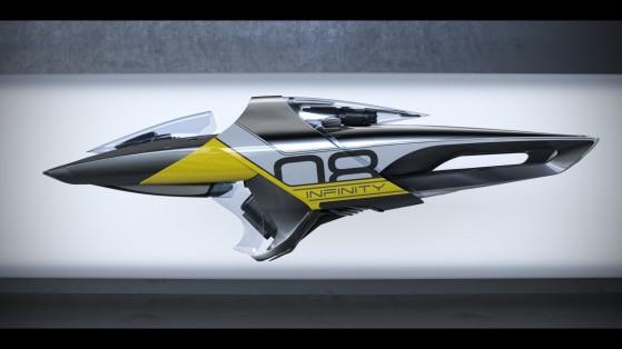 L'image concept du X1 Velocity - Star Citizen