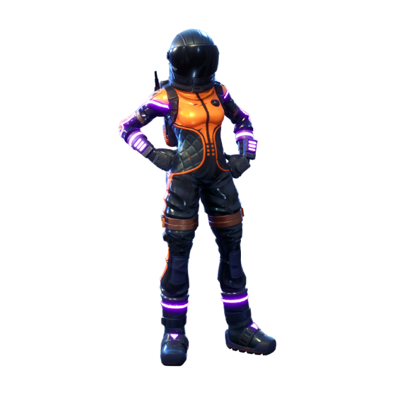 Tenue - Fortnite : Battle royale